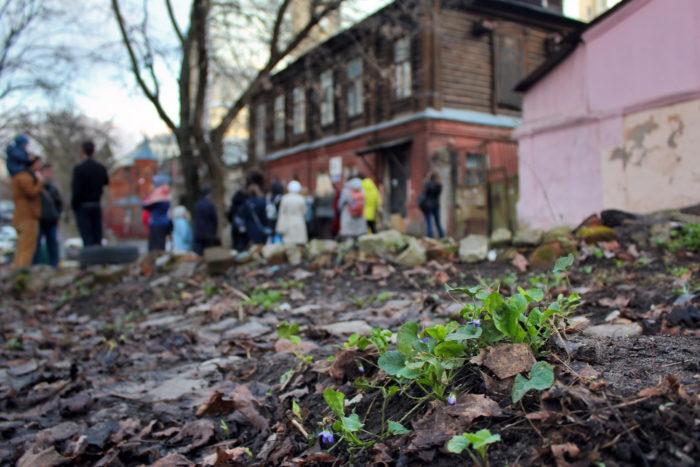 Помяловский спуск. Фото: В. Ермолова