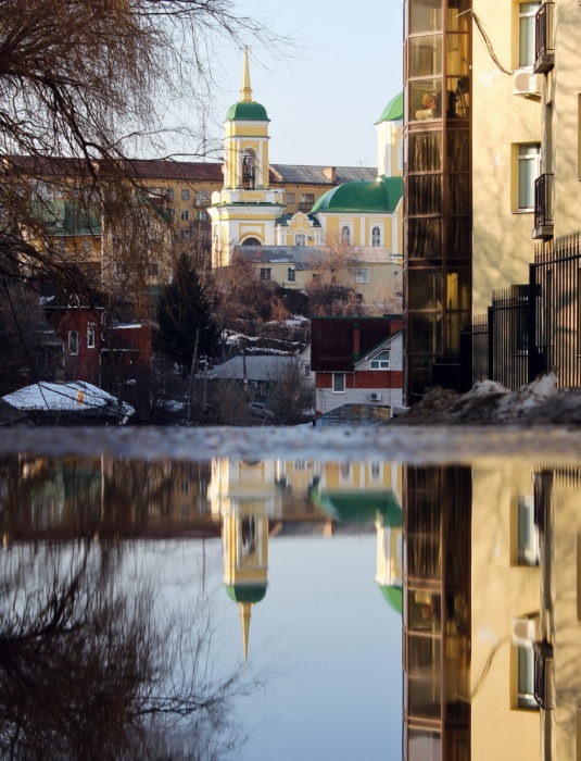 Воскресенский храм. Фото: В. Ермолова