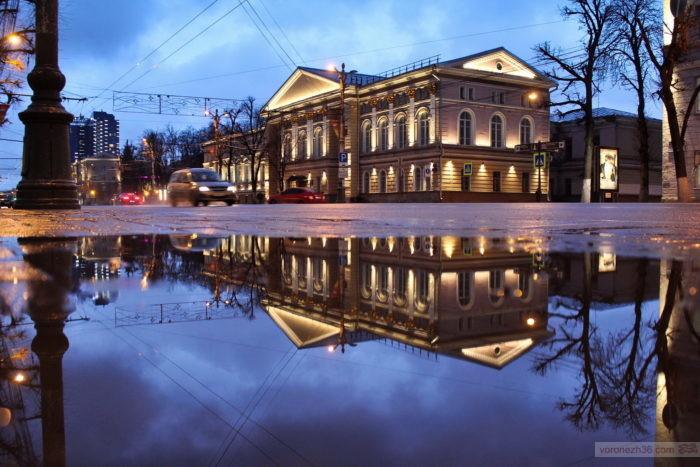 Дом Губернатора, Воронеж. Фото: В. Ермолова
