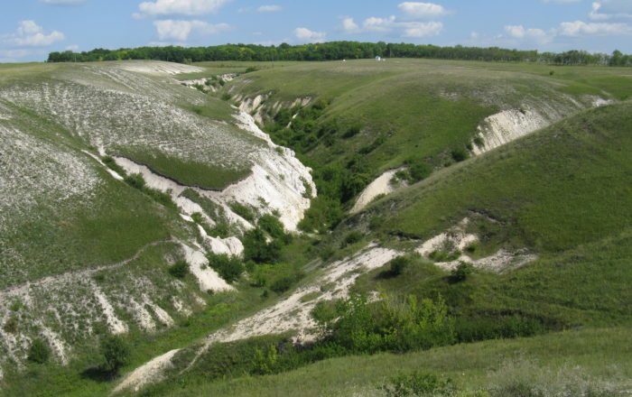 Дивногорский каньон