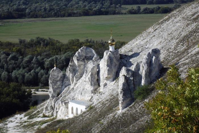 Дивногорье - мужской монастырь