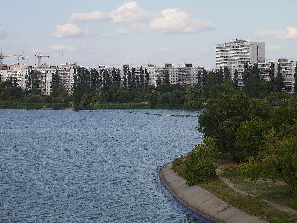 Воронеж левый берег
