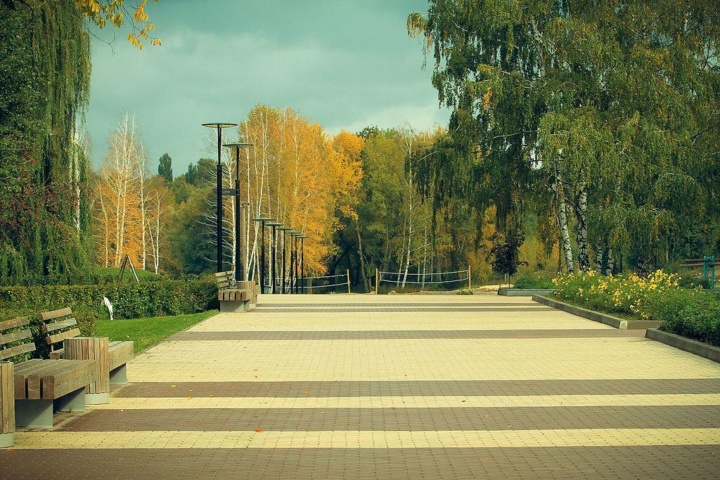 Парк Воронеж