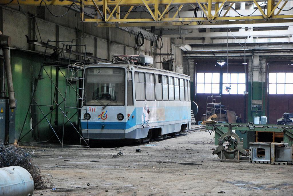 Трамвай Воронеж