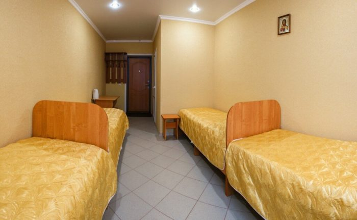 Гостиница в Задонске на ул. Ленина 8