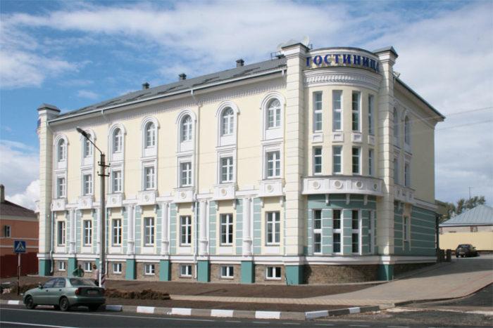 Гостиница «Задонск»