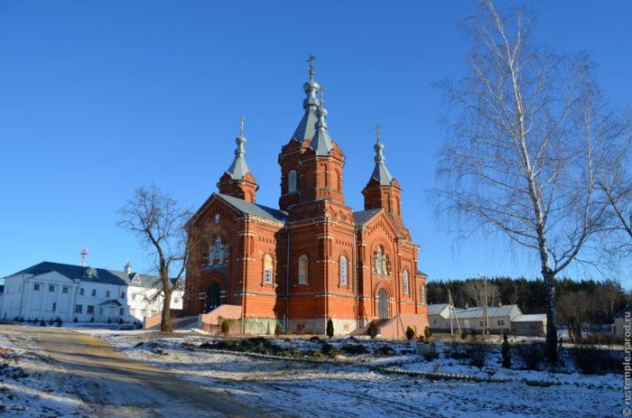 Богородице-Тихоновский (Тюнинский) монастырь