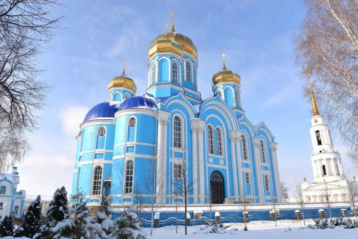 Рождество-Богородицкий монастырь, Владимирский собор