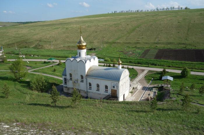 Храм Взыскание погибших
