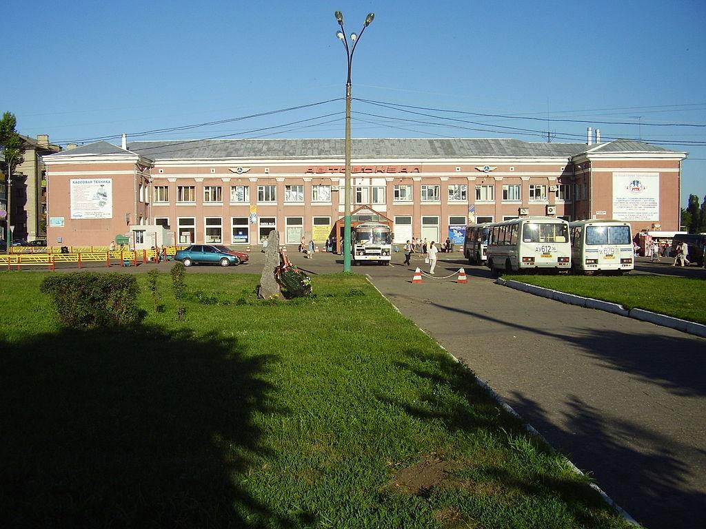 Воронежский автовокзал