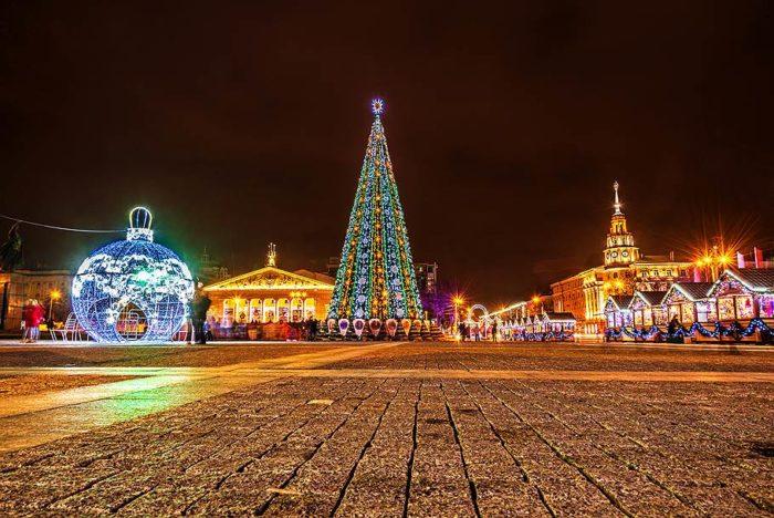Площадь Ленина в Воронеже