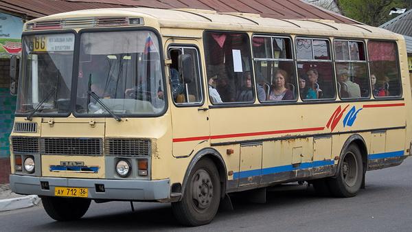 Автобус 66