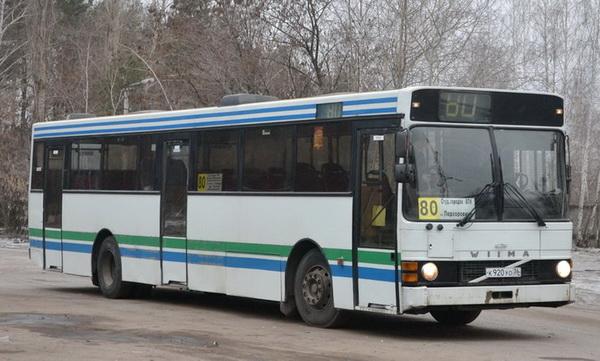 Автобус 80