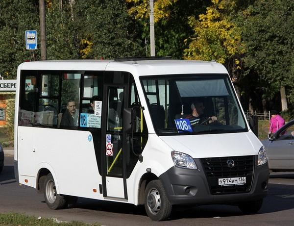 Маршрутное такси 108а