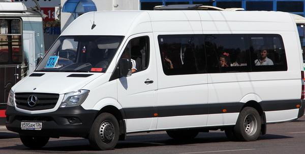 Маршрутное такси 37а