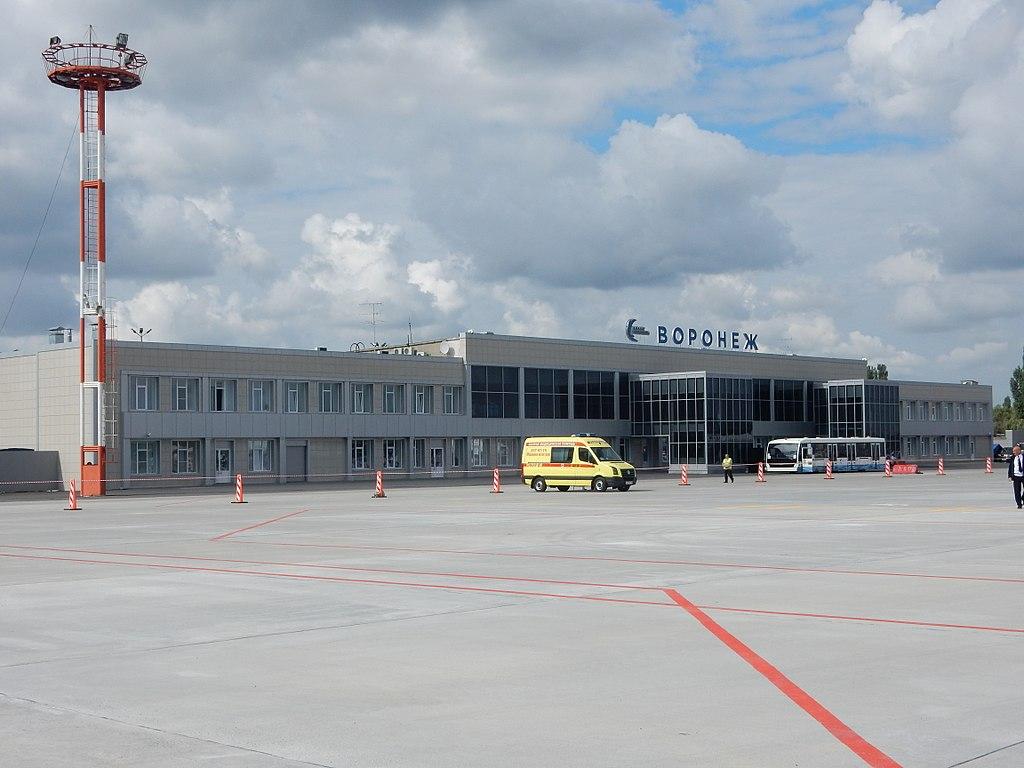 Аэропорт в Воронеже