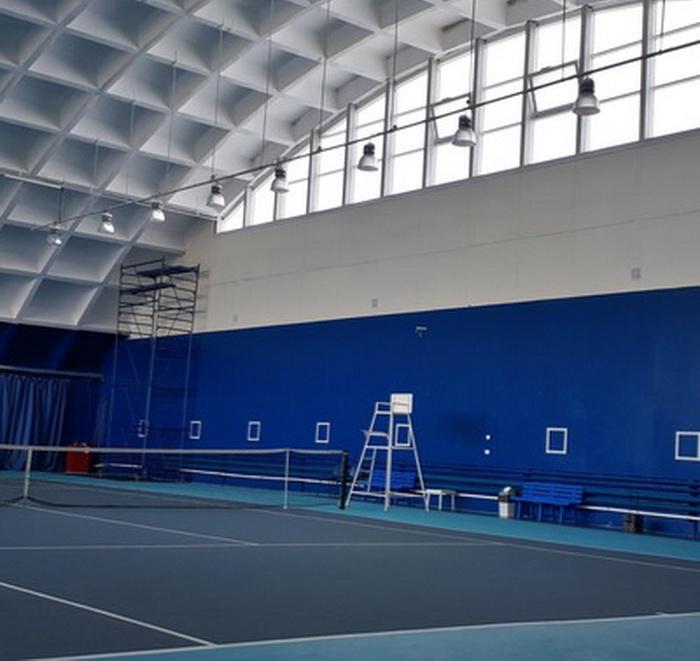 Теннисные корты Чайка