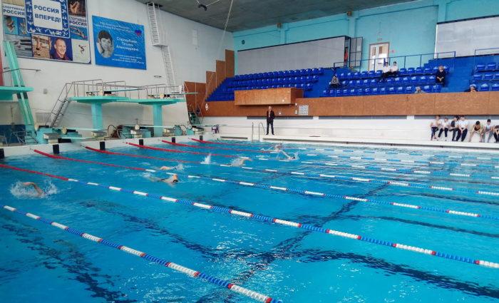 Дворец подводного спорта Воронеж