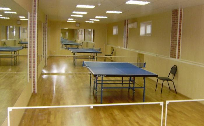 СК Центральный - настольный теннис