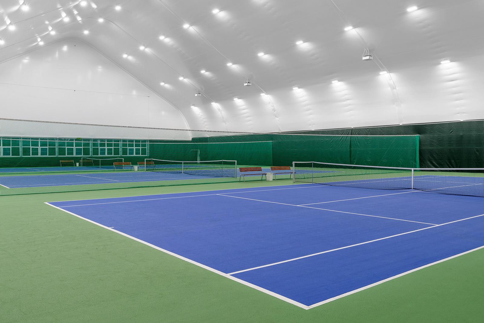 закрытый теннисный клуб