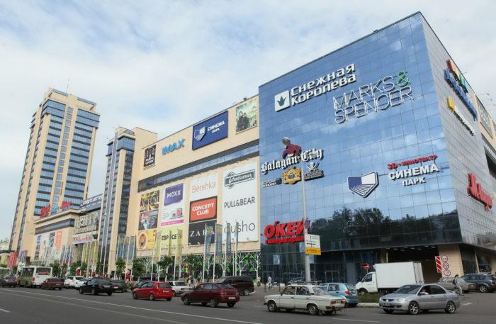 Торговый центр Галерея Чижова