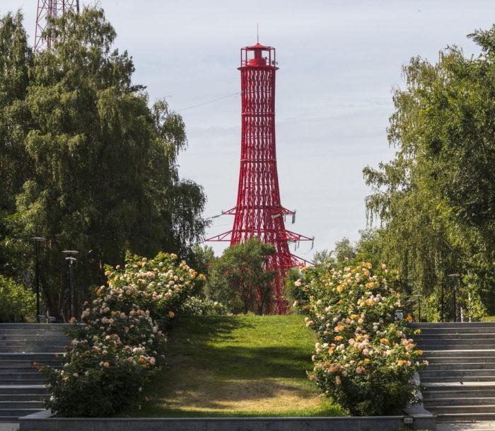 Башня Маяк (опора ЛЭП)